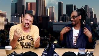 Chuck Liddell And Snoop Dogg Talk About What's Ruining The UFC