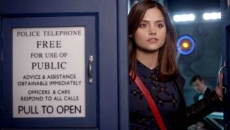 The Doctor Is Going To Need A New Companion Because Jenna Coleman Is Leaving 'Doctor Who'