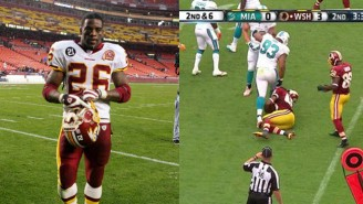 Clinton Portis Calls Out Ndamukong Suh For His Dirty Play, Says He Would Have 'Choked Him Out'