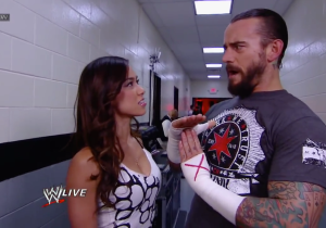 CM Punk And AJ Lee Are Co-Starring In A Post-Apocalyptic Monster Movie