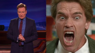 Arnold Schwarzenegger Has Countless Catchphrases For 'Celebrity Apprentice' According To Conan