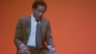 Bill Cosby's Stand-Up Recut Without The Laughter Is Creepy As All Hell
