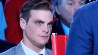 'Hot Debate Guy' Is The Internet's New Left Shark