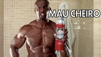 Terry Crews Is Now An International Star, Thanks To His Old Spice Commercials