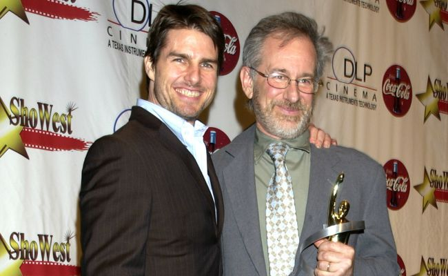 cruise and spielberg