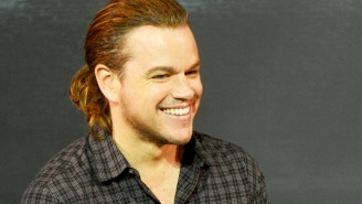 Matt Damon Reacts To Sexually Explicit Tweets About His Ponytail