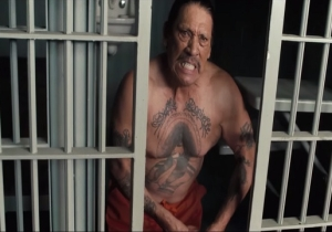 Danny Trejo Gets Stabby In Slayer's 'Repentless' Music Video