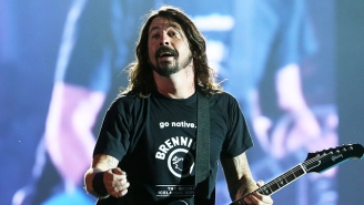 Dave Grohl Tears Through 'Ace Of Spades' With Members Of Slayer And Pantera