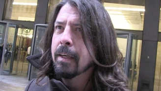 Dave Grohl Is Pissed At The Emmys