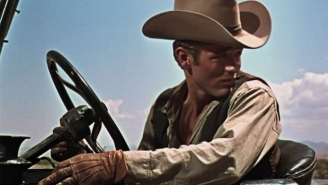 'Giant' Gave James Dean A Final Role That Suggested Untapped Potential