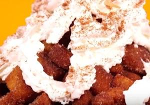 BREAKING: Someone Deep-Fried The Pumpkin Spice Latte