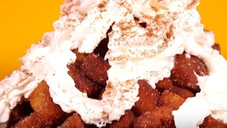 BREAKING: Someone Deep-Fried The Pumpkin Spice Latte