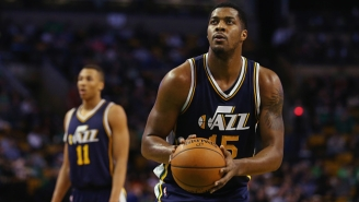 Derrick Favors Wants To Become The First Utah Jazz All-Star Since Deron Williams