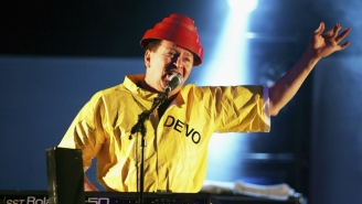 Devo's Jerry Casale Has An Explanation For How His 9/11-Themed Wedding Happened