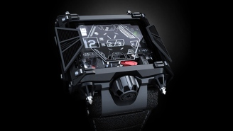 This Is What A $30,000 Star Wars Watch Looks Like