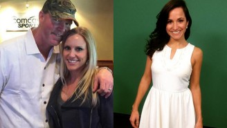 The Wife Of The Redskins GM Accused ESPN Reporter Dianna Russini Of Some Nasty Things