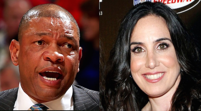 Doc Rivers, Gillian Zucker