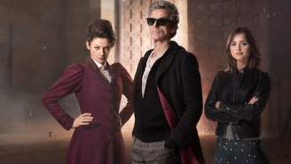 'Doctor Who' Bounces Back In Its Ninth-Series Premiere, For A Bit
