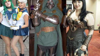 Doctor Doom to Sailor Moon: Best of Day One at DragonCon 2015