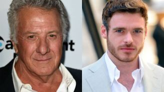 Dustin Hoffman And Robb Stark Are Going Italian In A New Renaissance Miniseries