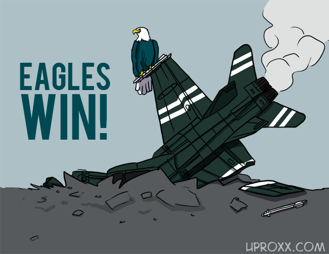 EaglesWin