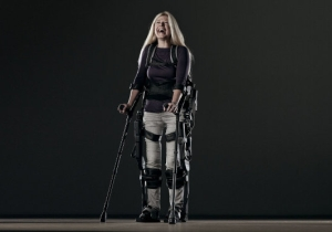 Can The Ekso Suit Help Cure Paralysis?