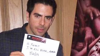 Eli Roth agrees with Tarantino on 'It Follows,' bashes 'Atonement': Reddit AMA highlights