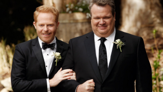 Eric Stonestreet Celebrated His Parents' 50th Wedding Anniversary With A Huge Surprise