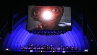 Tubaist returns to the music of 'E.T.' after performing for the soundtrack in 1982