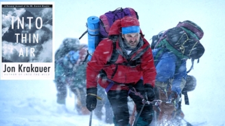 'Into Thin Air' Author Jon Krakauer Does Not Approve Of 'Everest': 'It's Total Bull'
