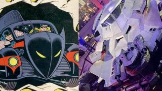 From simple transportation to villain annihilation – The evolution of the Batmobile