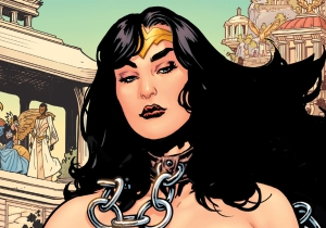 Exclusive: Wonder Woman gets back to her Grecian roots in Grant Morrison's new comic
