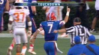 Florida Beat Tennessee With This Crazy Fourth Down Conversion