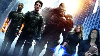 Tommy Wiseau Wants To Direct 'Fantastic Four 2'