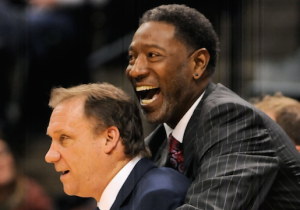 The Wolves Will Reportedly Name Sam Mitchell Interim Coach As Flip Saunders Battles Cancer