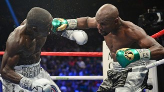 The Early Pay-Per-View Numbers For Mayweather-Berto Are In, And They Don't Look Good (UPDATE)