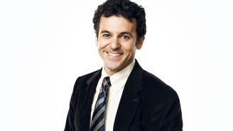 Why Fred Savage put directing on hold to star in 'The Grinder'