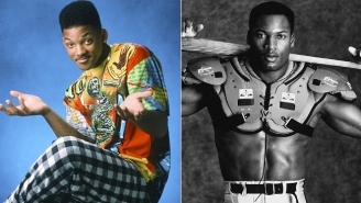 'The Fresh Prince' Turns 25: Remembering The Show's Best Athlete Appearances