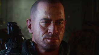 The 'Call Of Duty: Black Ops III' Story Trailer Delivers Futuristic Thrills And Christopher Meloni