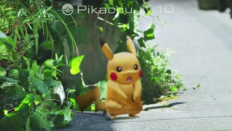 Nintendo's First Big Mobile Game Lets Players Catch Pokémon In The Real World