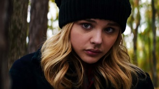 Watch Chloë Grace Moretz Survive The Alien Apocalypse In This First Look At 'The 5th Wave'