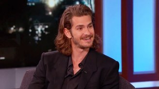 Andrew Garfield Learned The Truth About Starbucks And 'White Men Can't Jump'