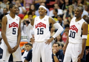 Kobe Bryant Explains Why He Won't Play In The 2016 Summer Olympics
