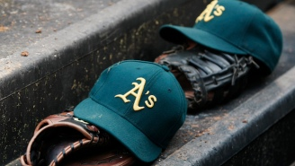 An Oakland A's Prospect Was Shot In The Head In A Drive-By Shooting