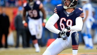 Why The Bears Just Traded Jared Allen To The Panthers