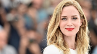 Congrats To Emily Blunt On Being Named 'The Most Foul-Mouthed Actress' In Film