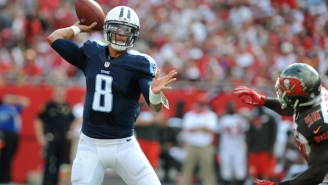 See How Marcus Mariota Had One Of The Best Quarterback Debuts In NFL History