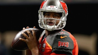 Jameis Winston's Dad Wore This Outstanding Shirt To The Buccaneers' Game In New Orleans