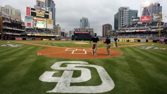 The Padres Welcomed A New Fan When A Baby Was Born At Petco Park
