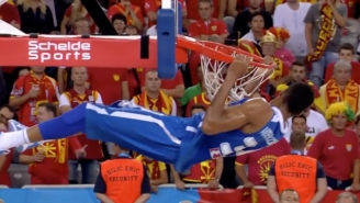 The Greek Freak's Soaring Slam Isn't Close To The Best Highlight From EuroBasket's First Day